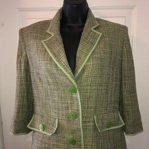 Amanda Smith Jackets & Coats - Amanda Smith Career Wear Blazer